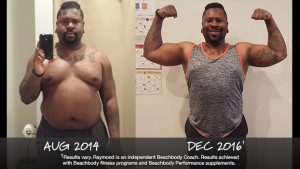 Beachbody Results: Raymond Lost 47 Pounds!