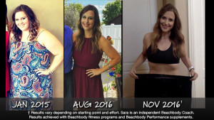 Beachbody Results: Sara Lost 105 Pounds Using Various Programs on BOD and Won $2,500!
