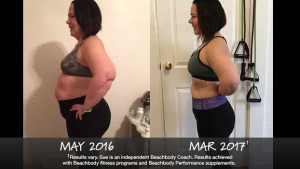 Beachbody Results: Sue Lost 54 Pounds and Won $1,000