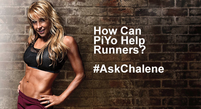 PiYo Running Chalene Johnson