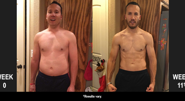 FOCUS T25 Results: Phillip Got Ripped in 11 Weeks!