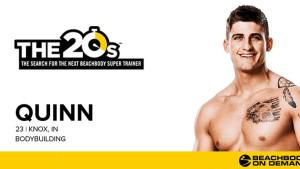 THE 20s Trainer Spotlight! Meet Quinn