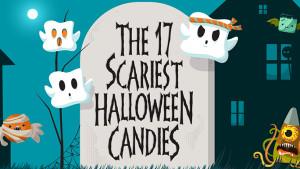 The 17 Scariest Halloween Candies