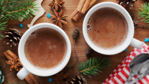 Seven Healthier Hot Chocolate Variations to Cozy Up With This Winter