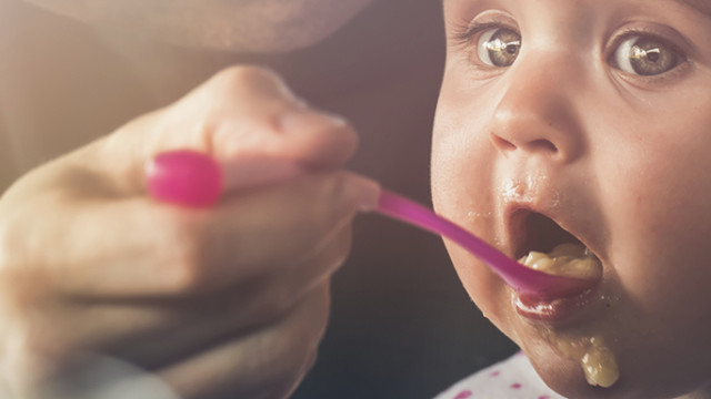 5 Things My Baby Taught Me About Healthy Eating