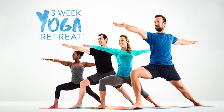 3 Week Yoga Retreat | BeachbodyBlog.com