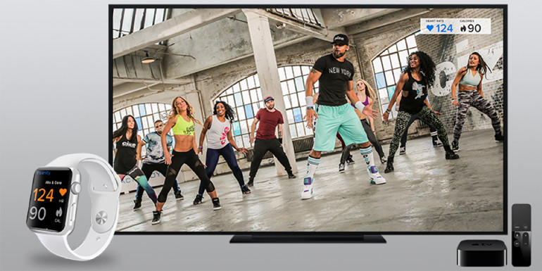 See Your Caloric Burn Onscreen with the New Beachbody On Demand App!