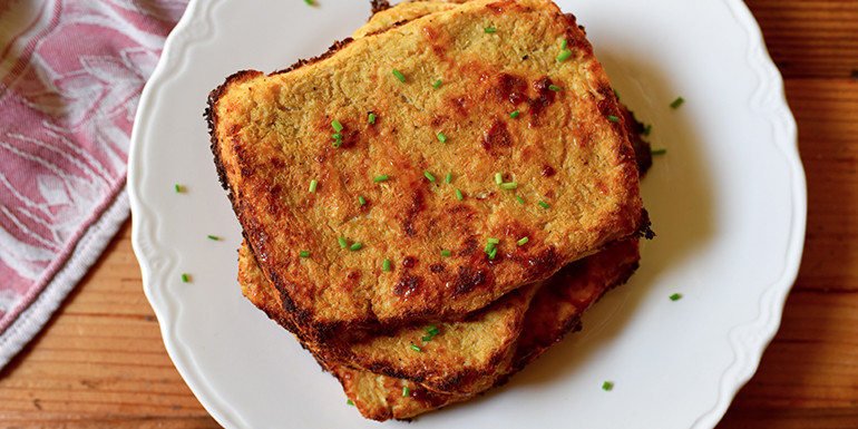 Cauliflower-Toast