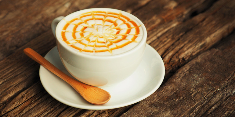 Your Favorite Flavored Lattes Deconstructed
