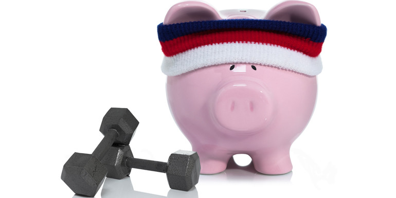 Trying to Save Money? Don't Skip Your Workouts