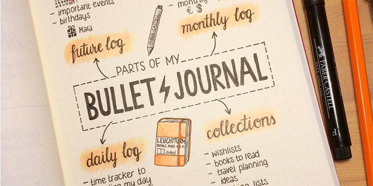 Everything You Need to Know About Bullet Journals