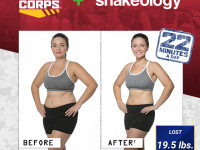 22 MINUTE HARD CORPS AND SHAKEOLOGY: A ROCK-HARD BODY IN RECORD-BREAKING TIME