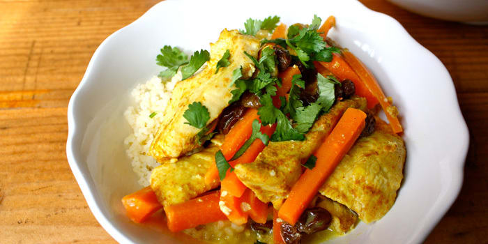 Curried Chicken With Couscous The Beachbody Blog