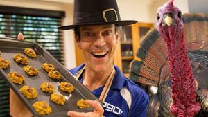 Thanksgiving Recipe- Tony Hortons Pumpkin Cookies.