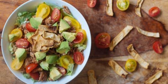 Taco Salad Recipe | BeachbodyBlog.com