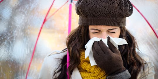 A Guide to Winter Allergies