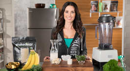 St. Patrick's Day Smoothie: Lucky O'Shake