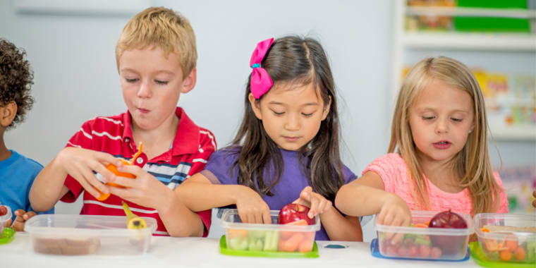 6 Easy, Healthy Snacks for Kids