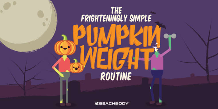 Frighteningly Simple Pumpkin Exercises-header