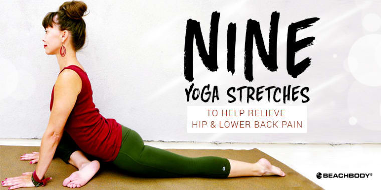 9 Yoga Poses to Help Relieve Hip and Lower Back Pain | The ...