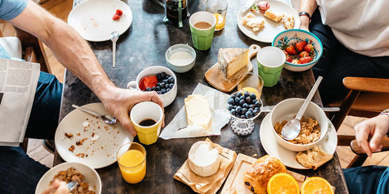 Sleep in Thanks to This Make-Ahead Brunch