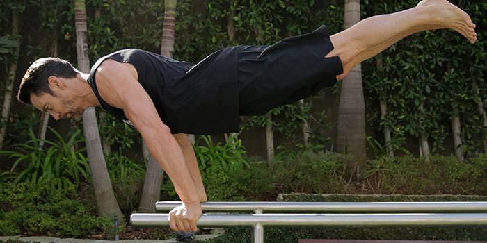 Tony Horton 39 S No Excuses Bodyweight Workout