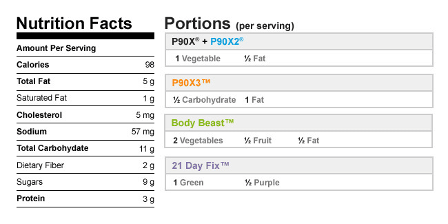 Calories in Arugula Salad with Peaches and Mozzarella   BeachbodyBlog.com