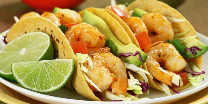 healthy mexican shrimp tacos recipe