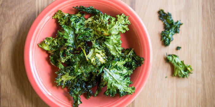 Beachbody Blog Kale Chips Recipe