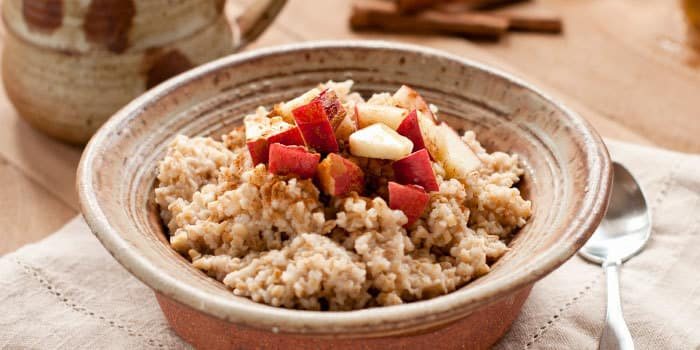 Baked Apple Cinnamon Oatmeal | The Beachbody Blog