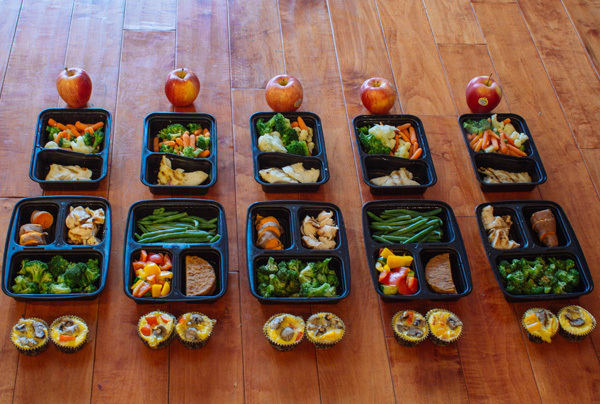 Meal Prep Mondays Week 2 The Beachbody Blog