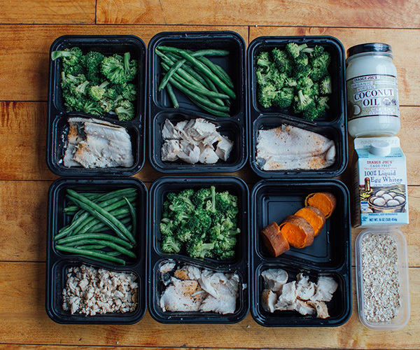 21 Day Fix Countdown to Competition Meal Plan   The ...