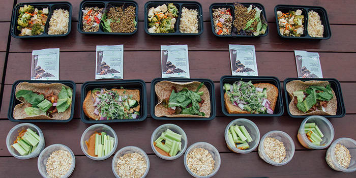 Don't Miss This Vegan Meal Prep for 21 Day Fix 1200-1500 ...