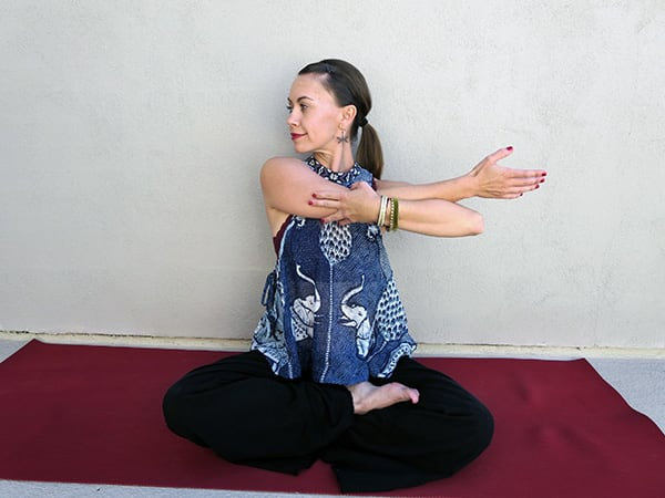 9 Yoga Poses To Help Relieve Neck And Shoulder Pain The