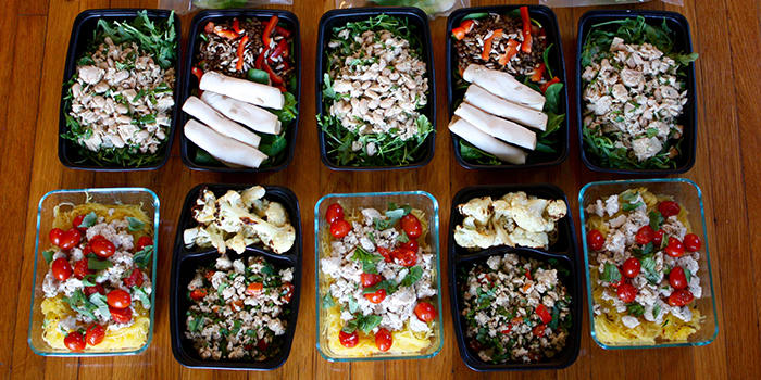 1200-1500 Calorie Level Meal Prep in 90 Minutes or Less | BeachbodyBlog.com