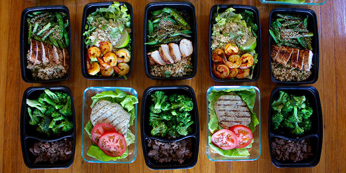 22 Minute Hard Corps Meal Plan at the 1,200–1,500 Calorie Level ...