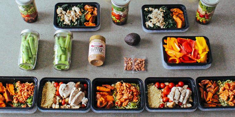 meal prep mondays | The Beachbody Blog