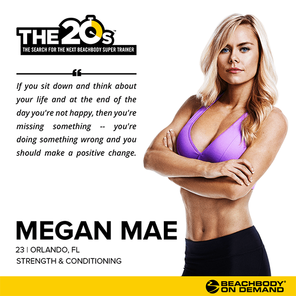 Meet The 20s Trainers The Beachbody Blog