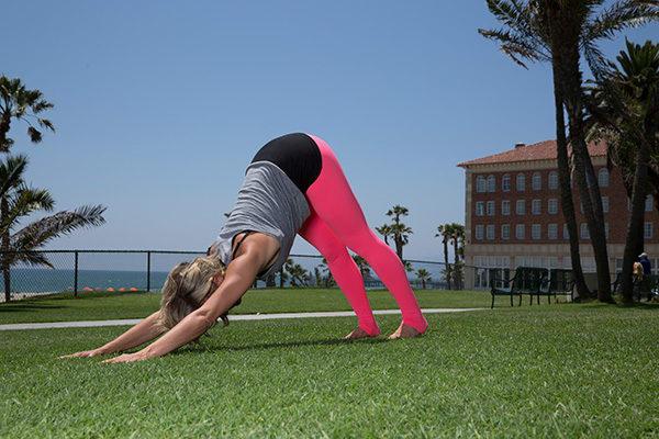 3 Week Yoga Retreat Downward Dog