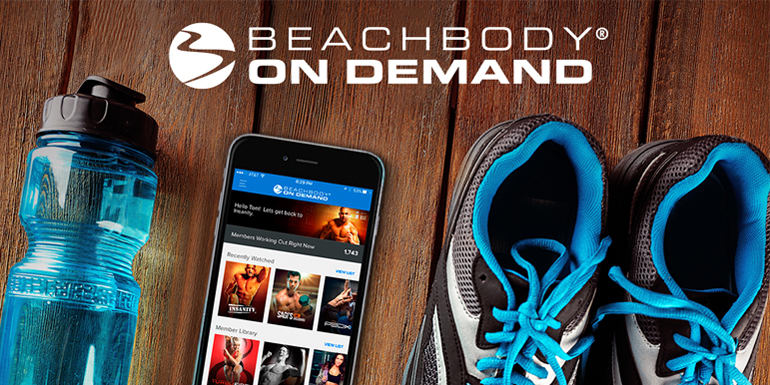 how to access your favorite workouts on the beachbody on