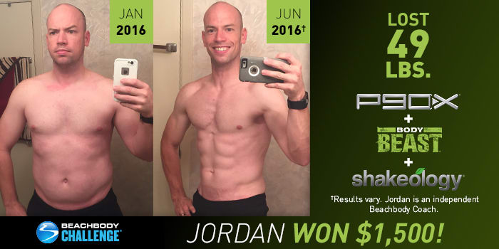 P90X Results - Before & After Success Stories (with PHOTOS) - The ...