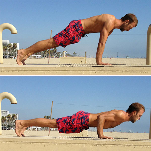 4-Yoga-Poses-for-Amazing-Arms-PushUp