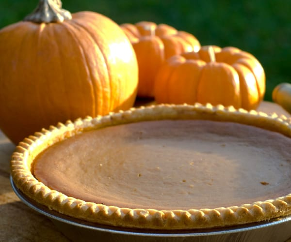 Healthier Thanksgiving Desserts