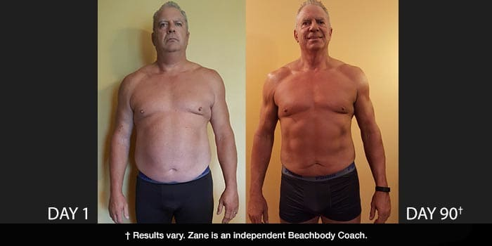 Body Beast Results: Zane Lost 57 Pounds in 90 Days! | The