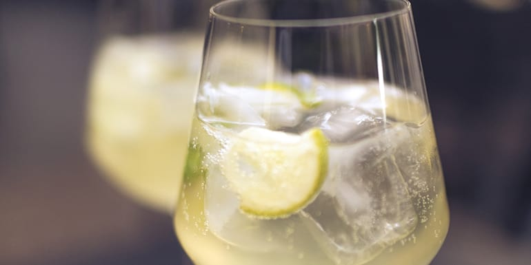 Lime Ginger Cocktail Recipe