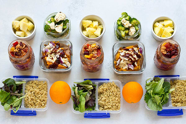 Make this Hearty Winter Meal Prep for the 2,100-2,300 Calorie Level