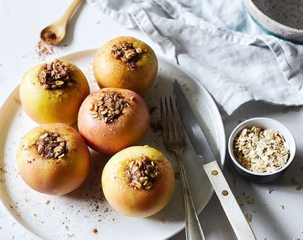 Easy Slow Cooker Recipes: Slow Cooker Baked Apples