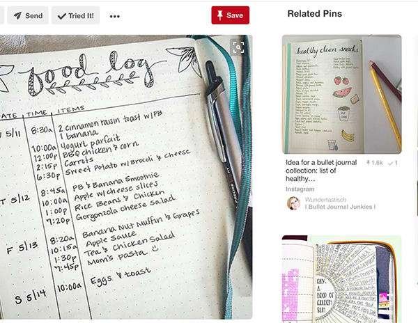 How a Bullet Journal Can Help You Lose Weight, Get Fit