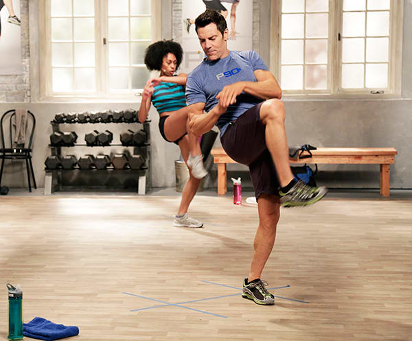 Listen to Tony Horton's High Energy Cardio Workout Playlist