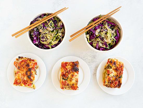 Vegetarian Meal Prep For 21 Day Fix The Beachbody Blog